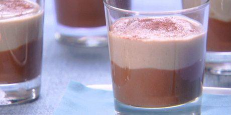 Creamy Tiramisu Pudding