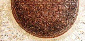 Свод зала Ладьи. Альгамбра