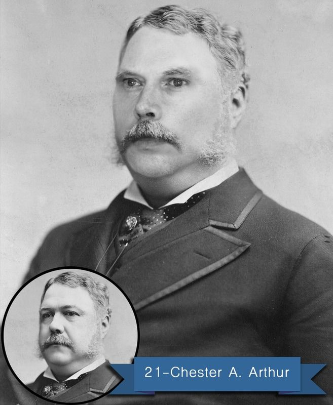 IF I WERE PRESIDENT CHESTER A. ARTHUR - Today we discussed if I were President Chester A. Arthur. To read more about my project and to see the past recreated Presidents please click the visit link above. And if you really enjoy it please share this fun, educational and creative project. Thanks