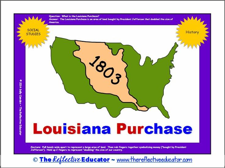 "a history and importance of the louisiana purchase The cost was very low, about four cents an acre in the us, we call the deal the louisiana purchase historian joseph ellis describes it as ""the greatest achievement of the jefferson presidency and one of the most consequential executive actions in all of american history"" what made napoleon give up on his dream of a."