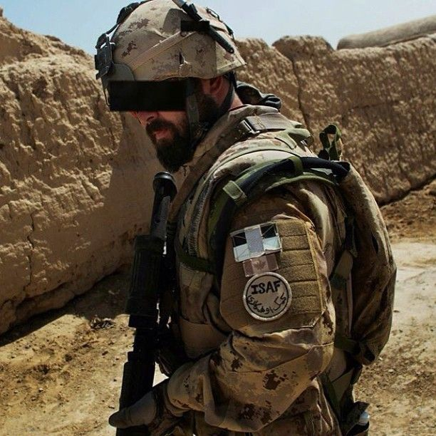 CSOR operator deployed in the southern region of Kandahar Province