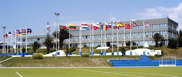 Maria Vizela Remax Lisboa Oeiras Cascais: Construção da escola de comunicações da NATO em Oe...