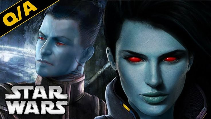 Will We See the Chiss Ascendancy in the Sequel Trilogy - Star Wars Expla...