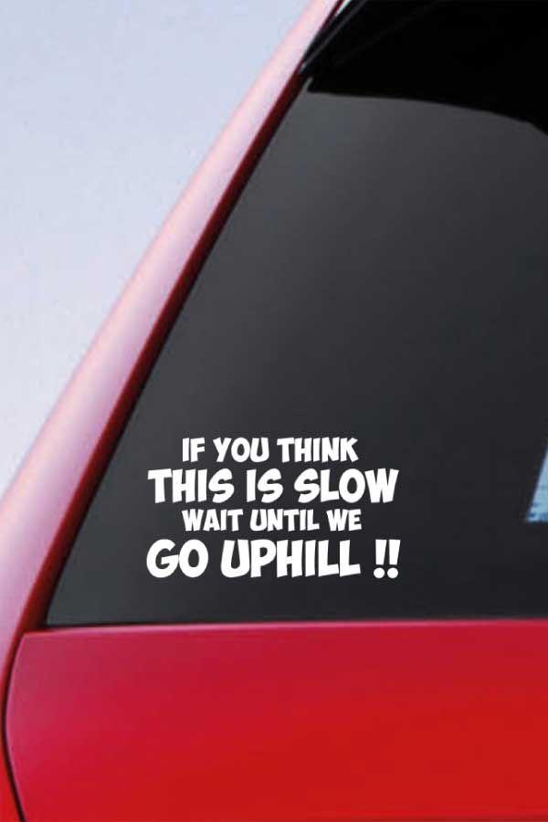 Fresh As F**k Honda Vw Turbo Decal Funny Car Vinyl Sticker Jdm window decal Ill
