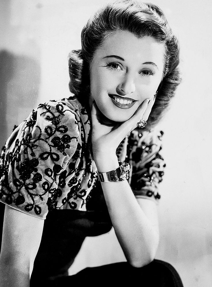 Old Hollywood — She is a marvelous warm-hearted person. I knew it...