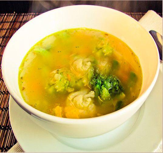 ДетОКС-рецепт. Суп «Зеленое наслаждение»