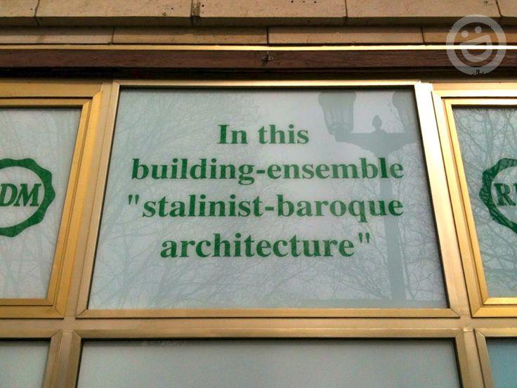 Stalinist-baroque, Berlin