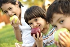 With the childhood obesity crisis making the news just about every week, it's important for parents and nannies to encourage healthy eating habits in kids.