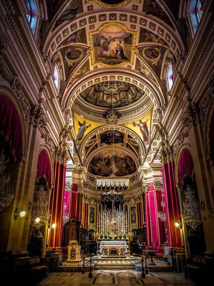 Kathedrale Maria Himmelfahrt (Victoria) by Andy Panik on 500px