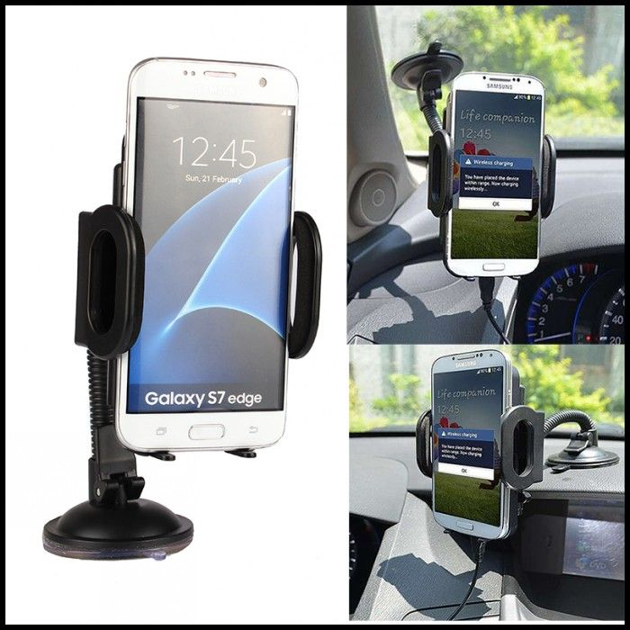 S7 Edge S7 Car Charger Wireless Charging Pad Case For Samsung S7 S7 Edge Qi Wireless Chargers Cases For Nokia LG Nexus 4 5 6 7