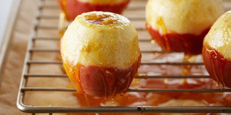 Baked Apple Crème Brûlée Recipes | Food Network Canada