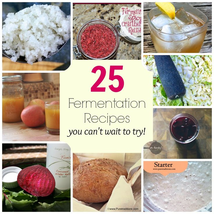 25 Fermentation Recipes to Try