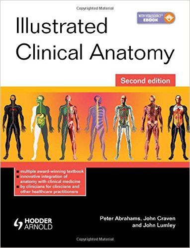 22 best medical books free download images on pinterest medical download the medical book illustrated clinical anatomy 2nd edition pdf for free this website fandeluxe Choice Image