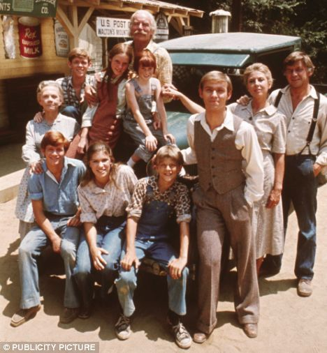 The Waltons is a period drama series that aired on CBS from 1972 to 1981 that is based on the book Spencer's Mountain and a 1963 film of the same name. The show is centered on a family in a rural Virginia community during the Great Depression and World War II.