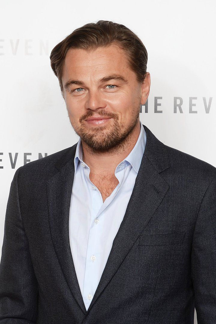 Pin for Later: Leonardo DiCaprio's Reaction to His Oscar Nomination Is Just as Lovely as He Is