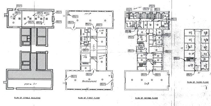 Floor plans stables and floors on pinterest for Biltmore estate floor plan
