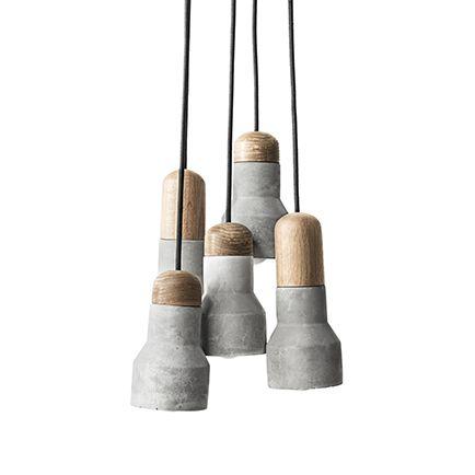Подвесной светильник Nordic Timber купить в интернет-магазине дизайнерской мебели Cosmorelax.Ru