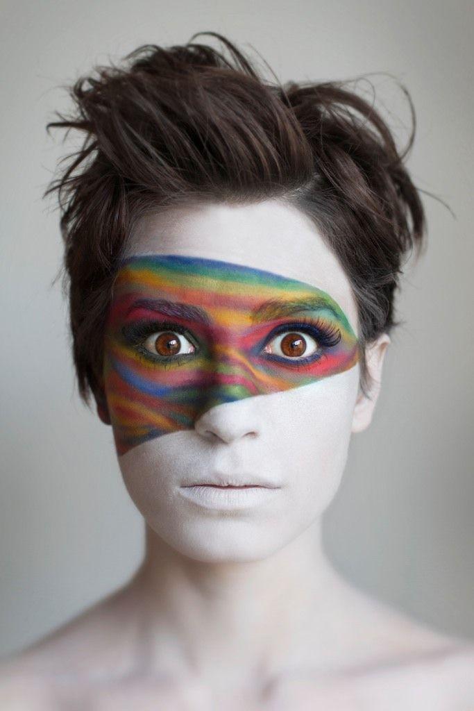 tipos de maquillaje teatral - Buscar con Google