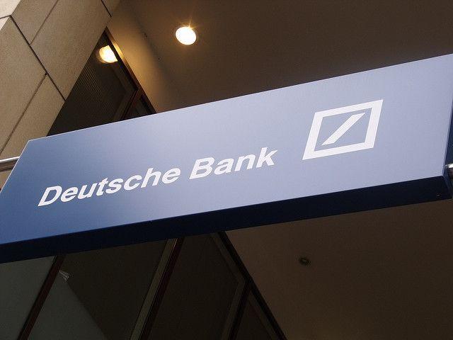 Vers une faillite de la Deutsche Bank ?  La Deutsche Bank est-elle sur le point de faire faillite ? Le risque est grand, pas seulement pour l'Allemagne mais pour la France, l'Europe, et l'économie mondiale.