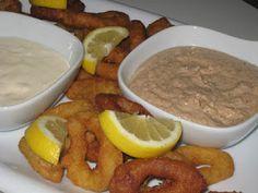 Kalamar Sosu Tarator Sos ~ En iyi Balık Yemekleri tarifi