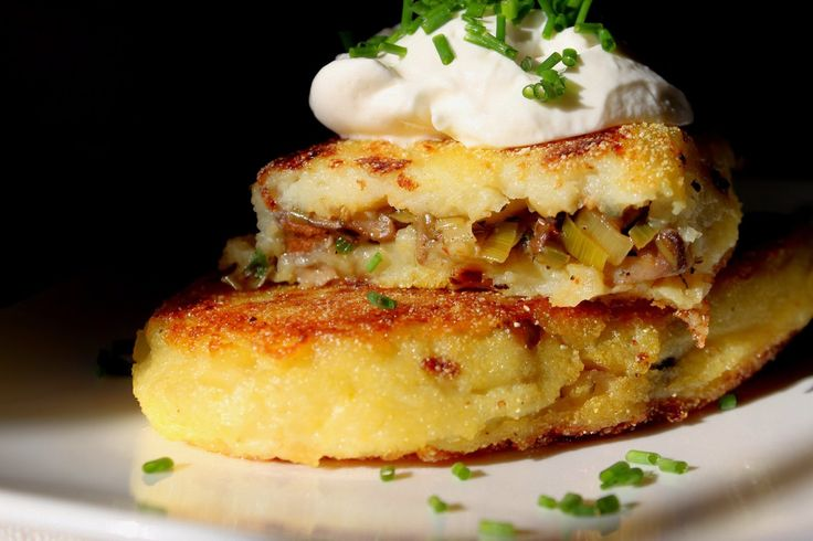 Cooking with Zoki: Punjeni vegeterijanski kotleti