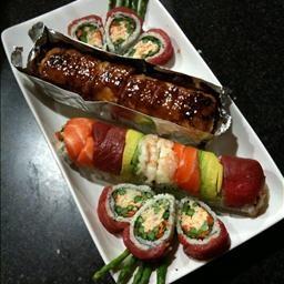 Lion King Sushi Roll recipe