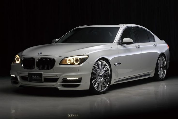 BMW 7-Series Black Bison – Wonder if the hubby will give me this for a graduation gift.....tehehehehehe