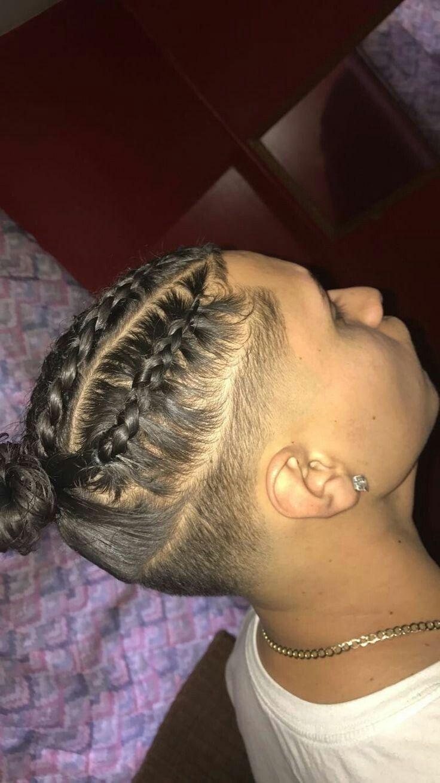 17 Breezy Wavy Hairstyles Men Hispanic Mens Braids Hairstyles Hair Styles Curly Hair Men