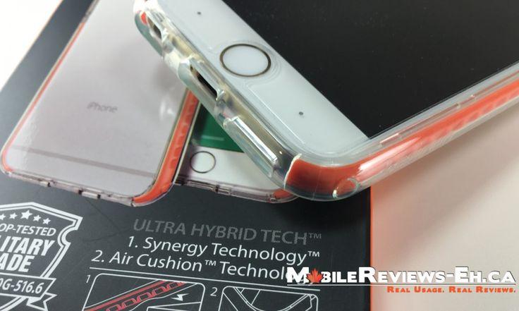 Spigen Ultra Hybrid TECH Review – iPhone 6 (s )