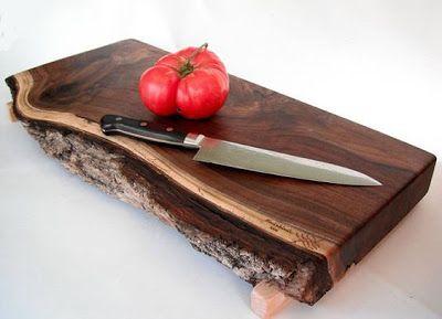 """Милые сердцу штучки: """"Любимая кухня: разделочные доски - удобный и стильный арт-объект"""""""