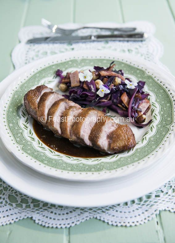 The duck breasts we have had for Christmas dinner for the last few years require quite a bit of organisation beforehand if Christmas day is to be hassle free. The breasts themselves are not difficu...