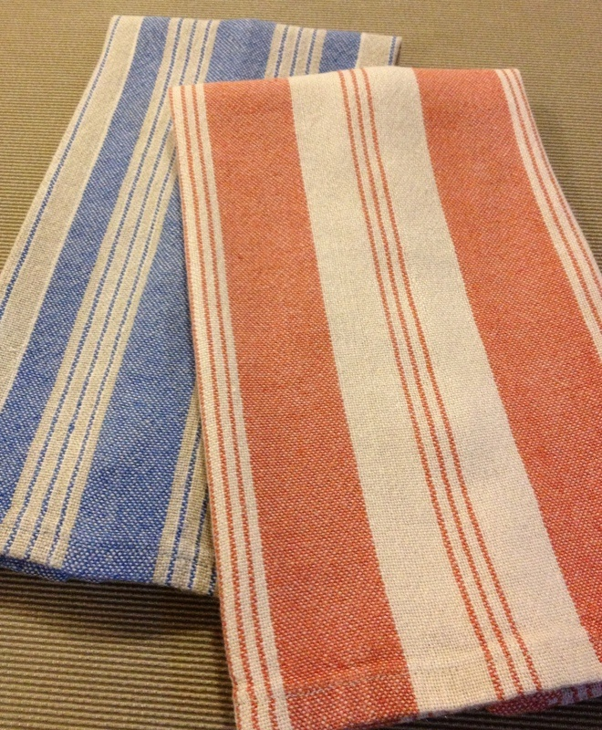 Towels in 16/2 cotton