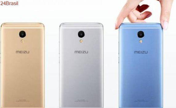 Meizu lança no Brasil celular intermediário com bateria enorme e preço decente