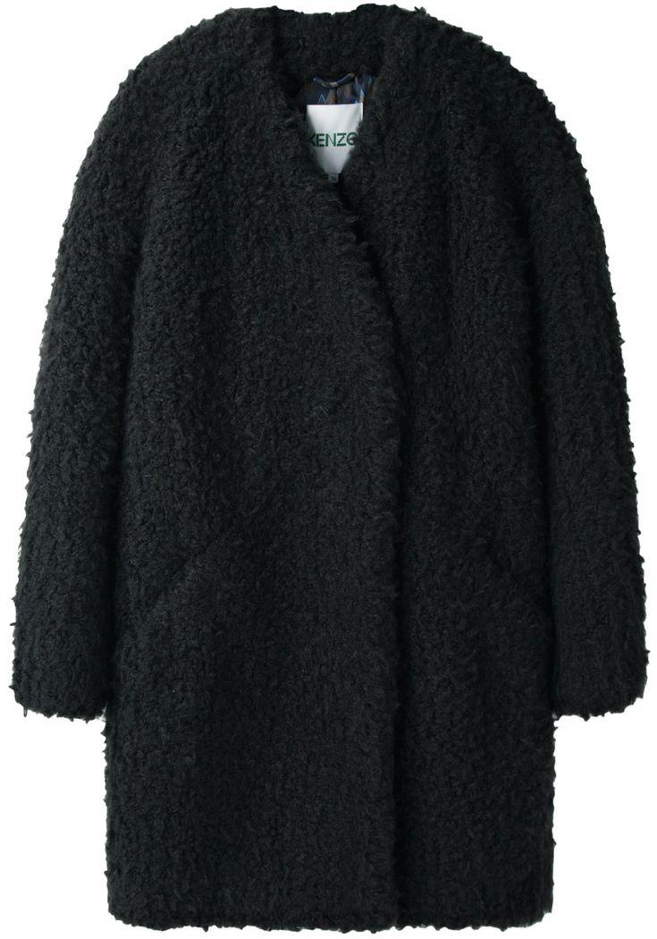 25+ best ideas about Fuzzy coat on Pinterest | Crochet