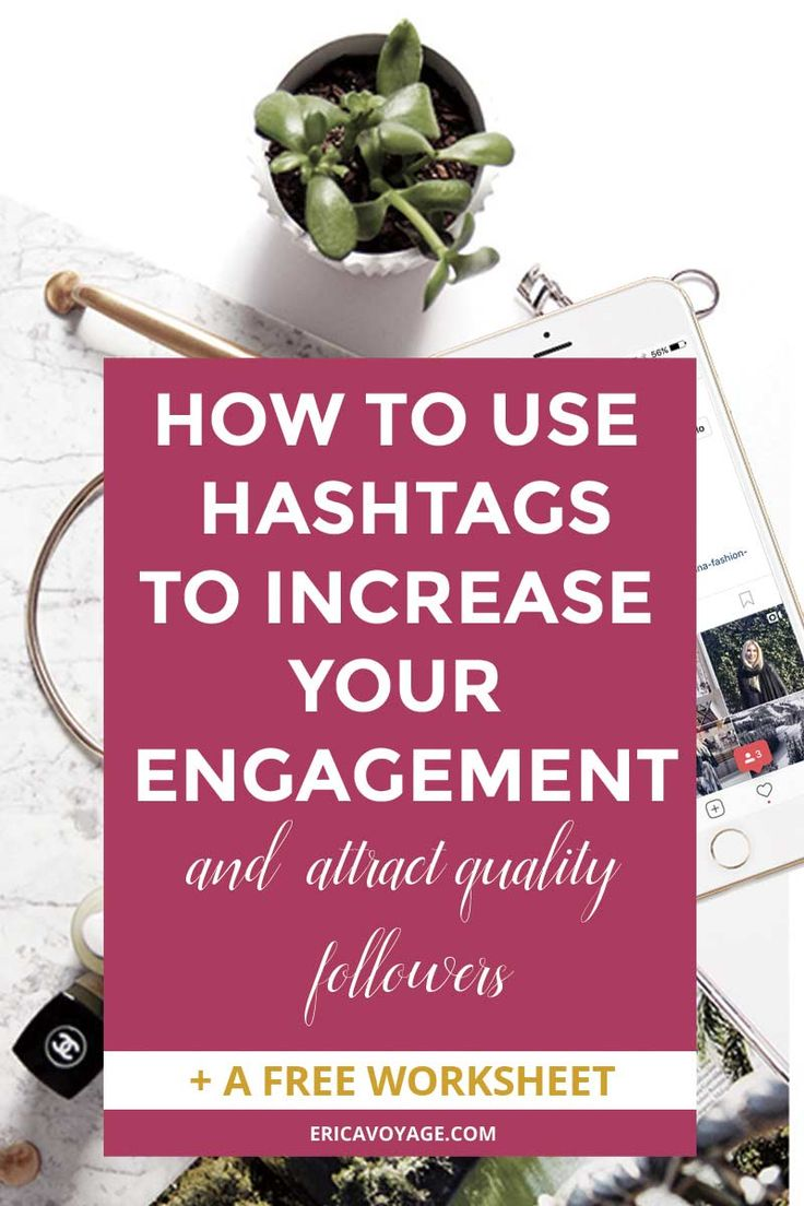 How to use hashtags on Instagram? After the Instagram algorithm changed, it is so important to use the right hashtags to attract the right people.
