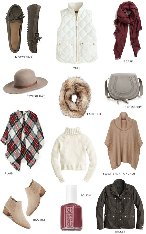 12 Fall Fashion Essentials | bright and beautiful | Chicago Fashion + Lifestyle Blog