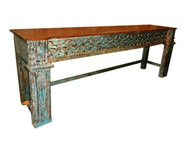 Shop for Global Imports Console Table, EX56250, and other Home Office Tables at Exotic Home in Virginia Beach area, Norfolk area, and the Outer Banks. Wooden Console Table.