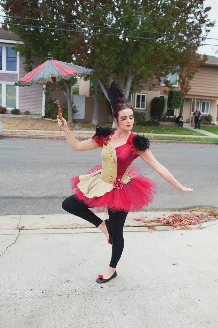 Zirkus Seiltänzerin Kostüm für Damen