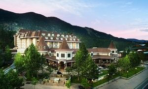 Groupon - Stay at Lake Tahoe Resort Hotel, CA. Dates into September. in South Lake Tahoe, CA. Groupon deal price: $99