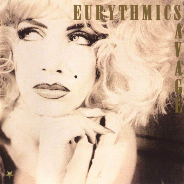"""Annie Lennox - Eurythmics: """"Savage"""" 1987.."""