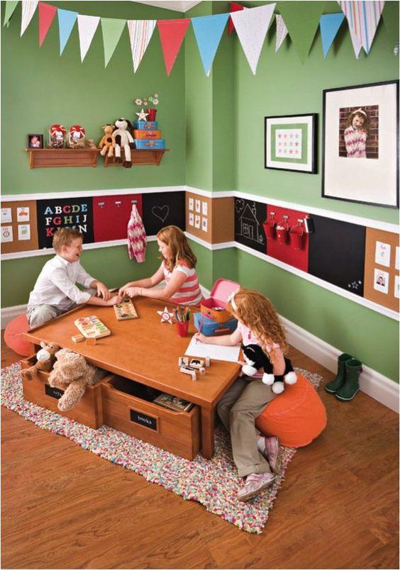 Quarto de brinquedos - Just Real Moms