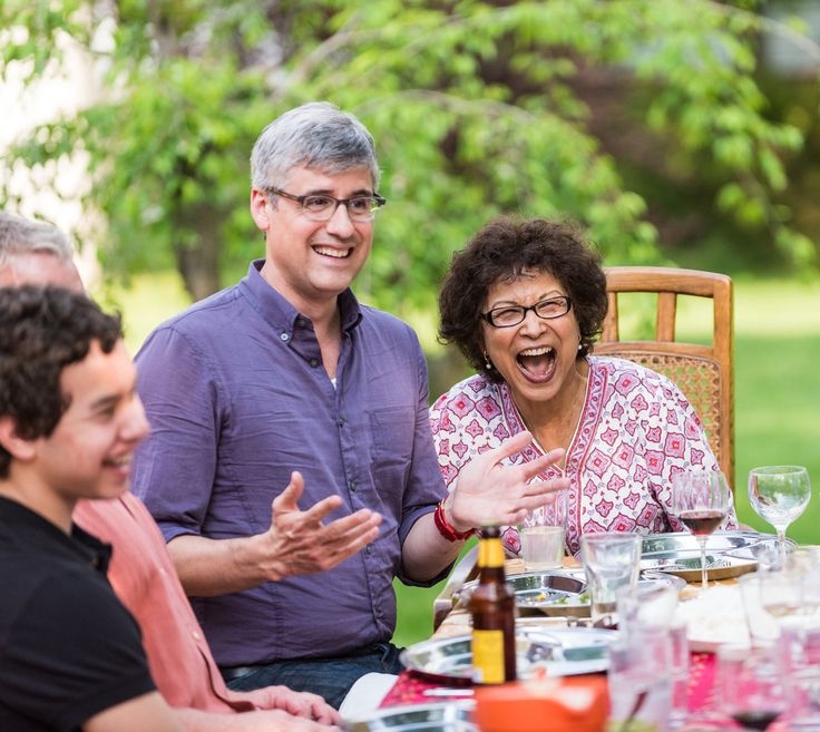 Mo Rocca's Cooking Channel show travels the country in search of fabulous family recipes and finds fabulous family members, too.