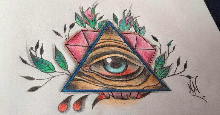 Illuminati#Diamond#traditional