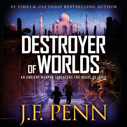 Destroyer of Worlds. ARKANE Thriller book 8. Audiobook sample by JFPenn on SoundCloud