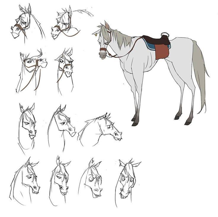 Character Design References Website : Best creature design horses images on pinterest