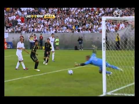 Youtube Real Madrid USA Tour 2011  The Summary