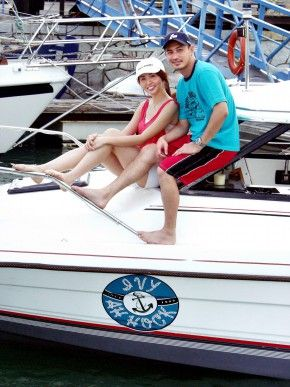 Actor Darren Lim embarks on year-long boat voyage with family, AsiaOne Showbiz News