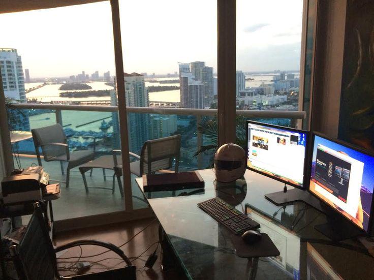 21 Badass Trading Desk Setups From Around The World