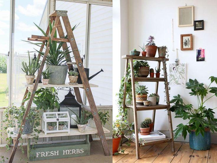17 mejores imágenes sobre escalera reciclada en pinterest ...