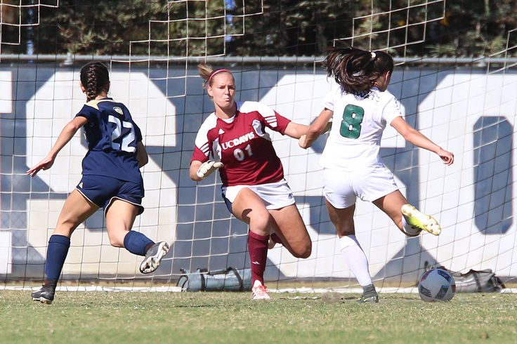 It was like Tim Howard against Belgium, only the goalkeeper pulling out an otherworldly performance actually came out on top. That's what it took, a career-high 11 saves from UC Davis women's soccer goalkeeper Alexis Smith, for the Aggies (2-9) to garner just their second win on the season...  http://www.davisenterprise.com/sports/goalkeepinger-heroics-power-aggies-to-conference-win/  #davisenterprise #Sports #B3